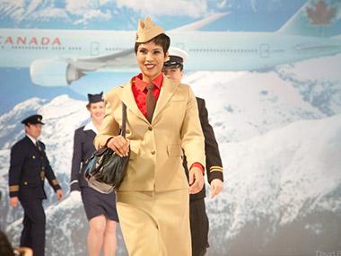 Air Canada 75th Anniversary