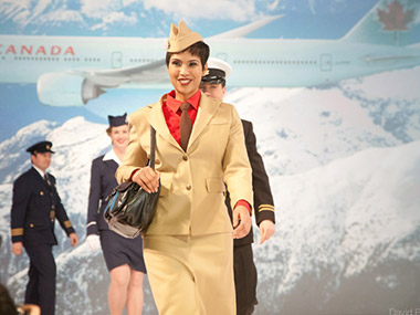 75e Anniversaire de Air Canada