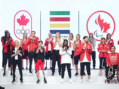 HBC – Olympic Uniform Launch